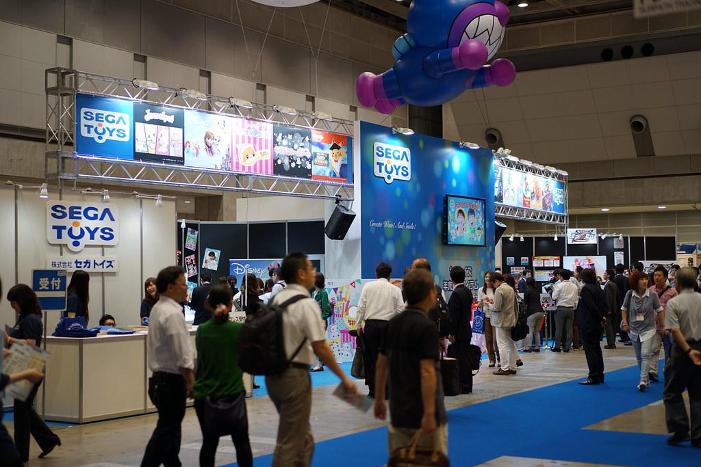 東京おもちゃショー2015セガトイズ