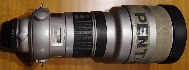 Vends mon 300mm DA* f/:2.8 à 2000€ 18750253728_76df9a6951_z
