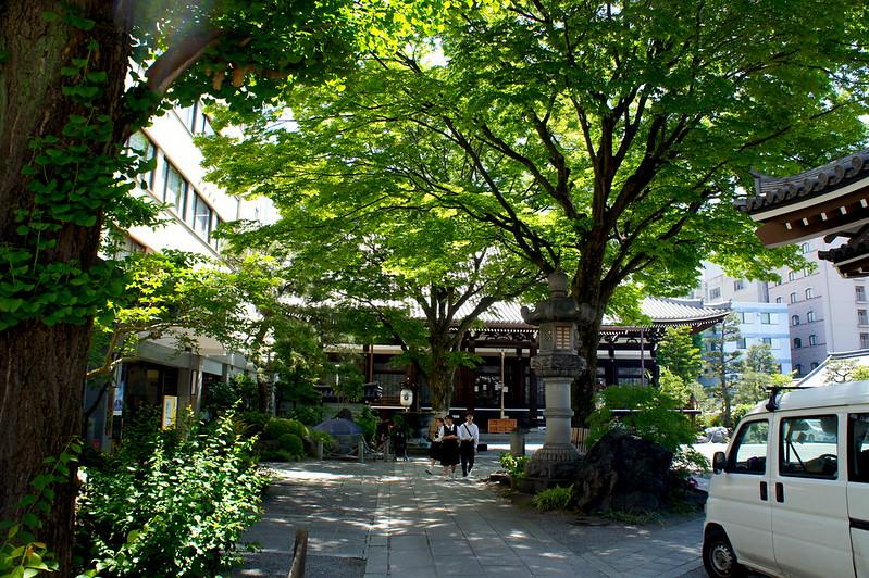 境内/本能寺(Honno-ji Temple / Kyoto City) 2015/05/11