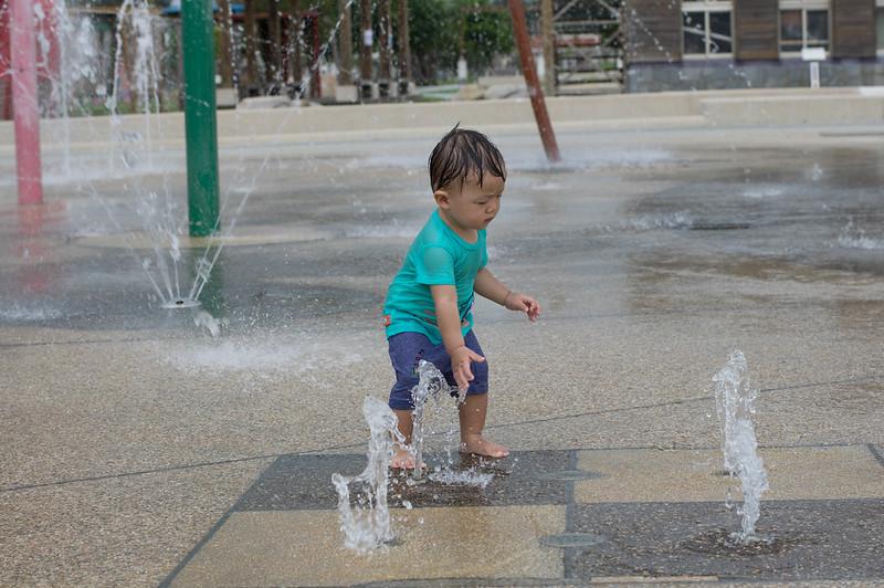 夏天就是要玩水