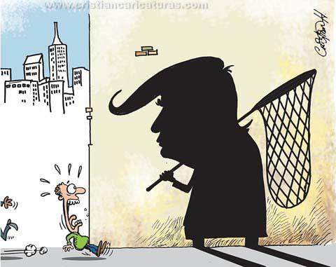 El cuco Trump