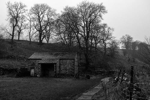 Farmer's hut