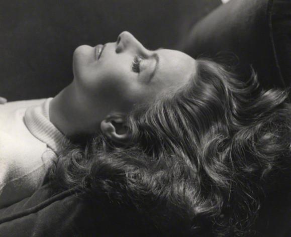 NPG x40128; Greta Garbo