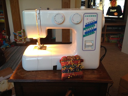 Sewing peace
