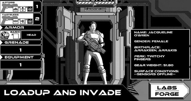 Rogue Invader