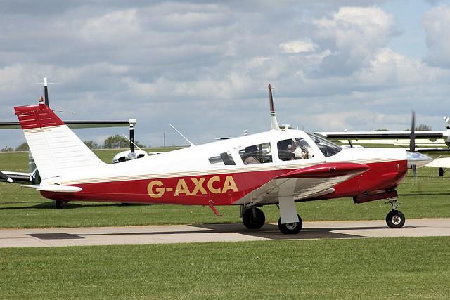 G-AXCA