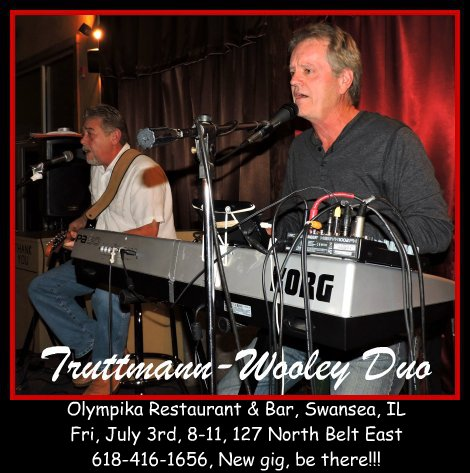 Truttmann-Wooley Duo 7-3-15