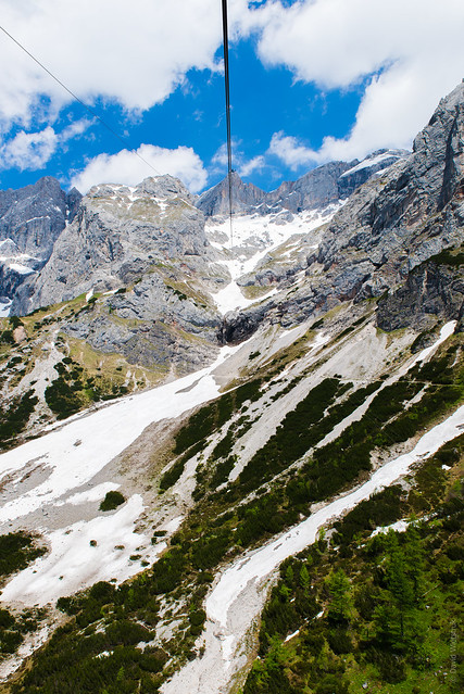 On the way to Dachstein
