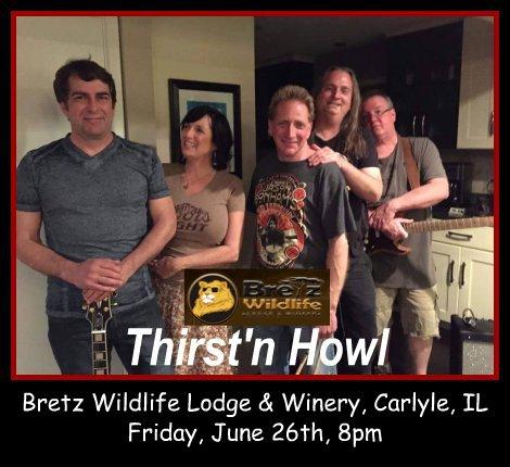 Thirst'n Howl 6-26-15