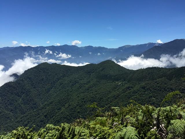 2288峰望對面的嵐山工作站