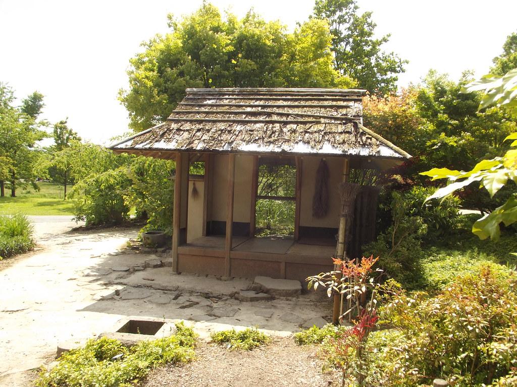 Japanese Garden National Botanic Garden Of Wales Tea G