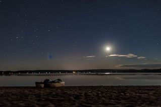 Night Paddle | by PPL Move Photography