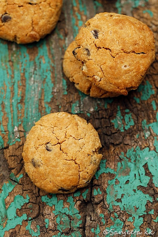 Recipe & Food Styling | Healthy Oats Cookies