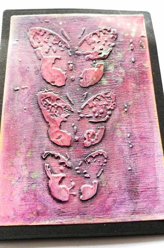 Cascading butterflies ATC