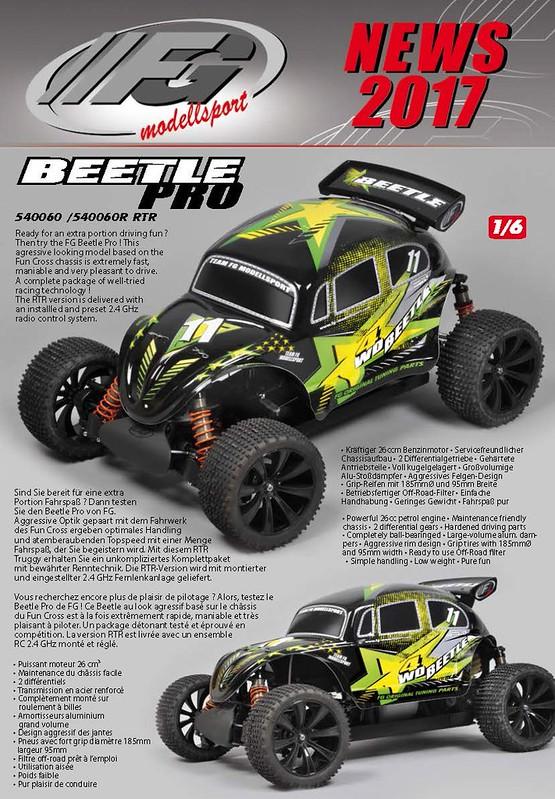 News FG 2017 - Beetle PRO