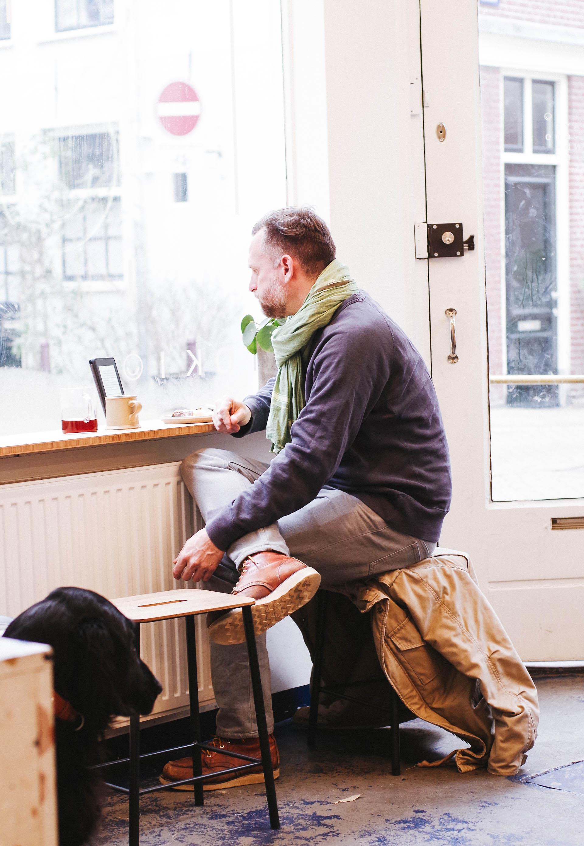 Amsterdam, Coffe@Toki