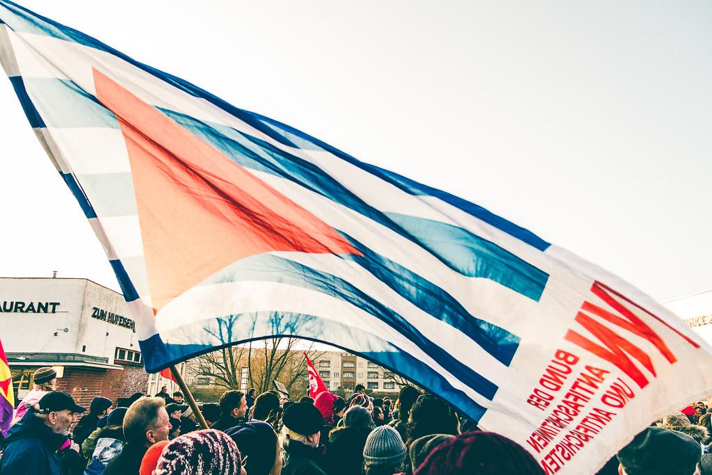 Kundgebung gegen Intoleranz und Rassismus - Berlin - 28.01.17