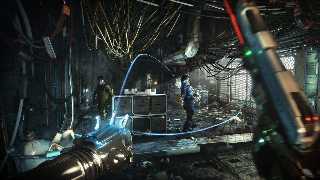 Deus Ex: Mankind Divided Delayed 1