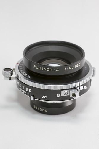 fujinon・A 180mm F9