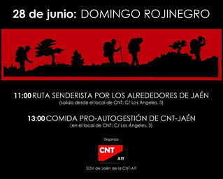 28 de junio: domingo rojinegro