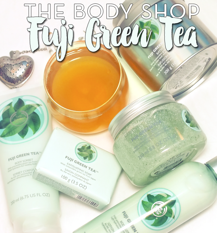 The Body Shop Fuji Green Tea 003