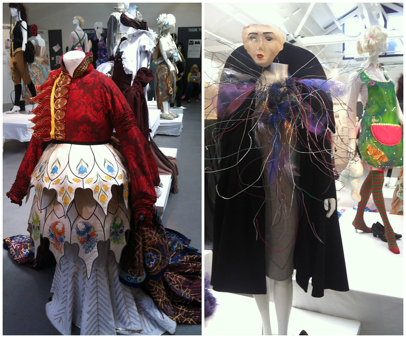 Wimbledon College of Arts Costume Design 2