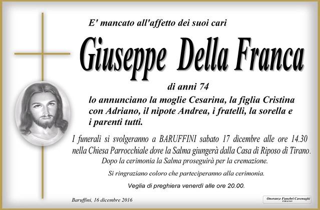 Della Franca Giuseppe