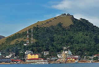 Coron - Coron hill