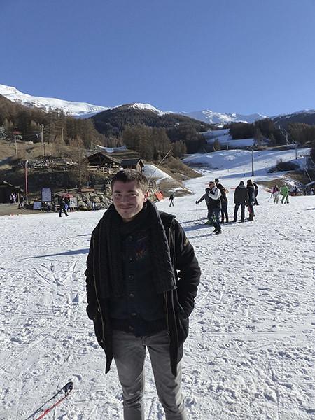 clem au ski