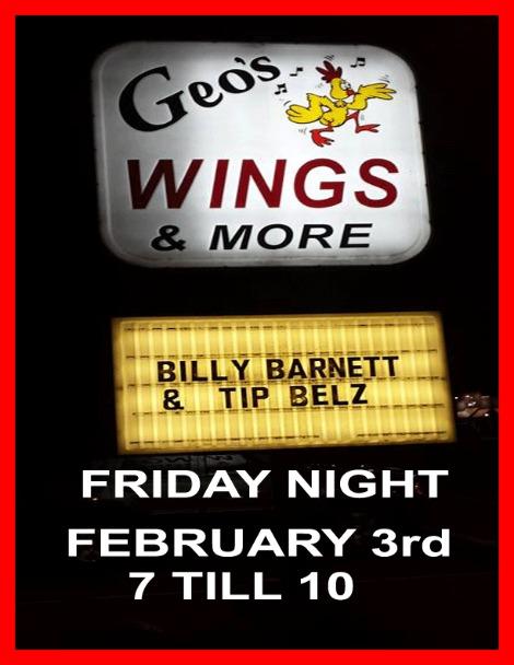 Billy & Tip 2-3-17