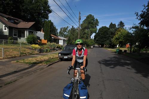 Ride Along with Kimberlee Chambers