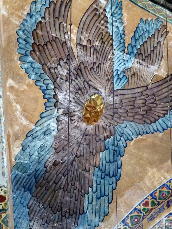 Turquie - jour 23 - Balades poétiques et visages stambouliotes - 092 - Sainte-Sophie