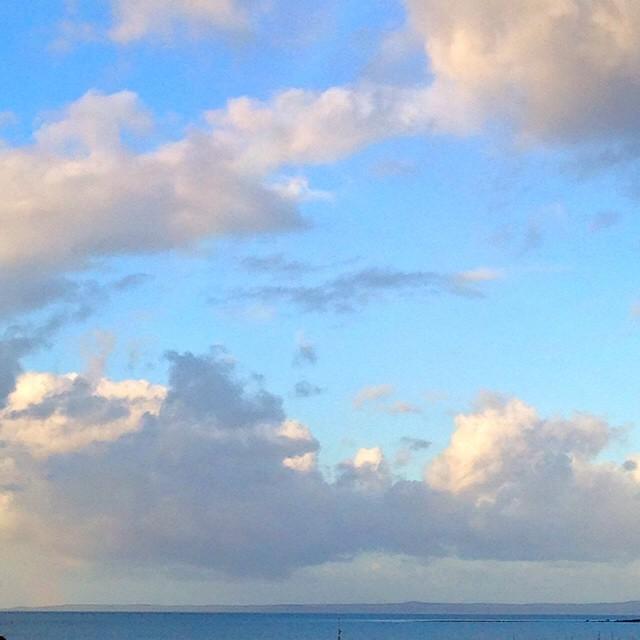 #clouds #sky #cloudy #horizon #weather #skies #cloud_skye ...
