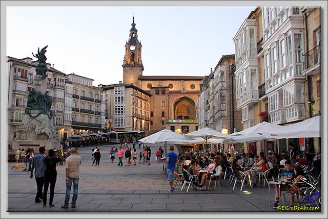 22 Fin de semana en Vitoria Gasteiz