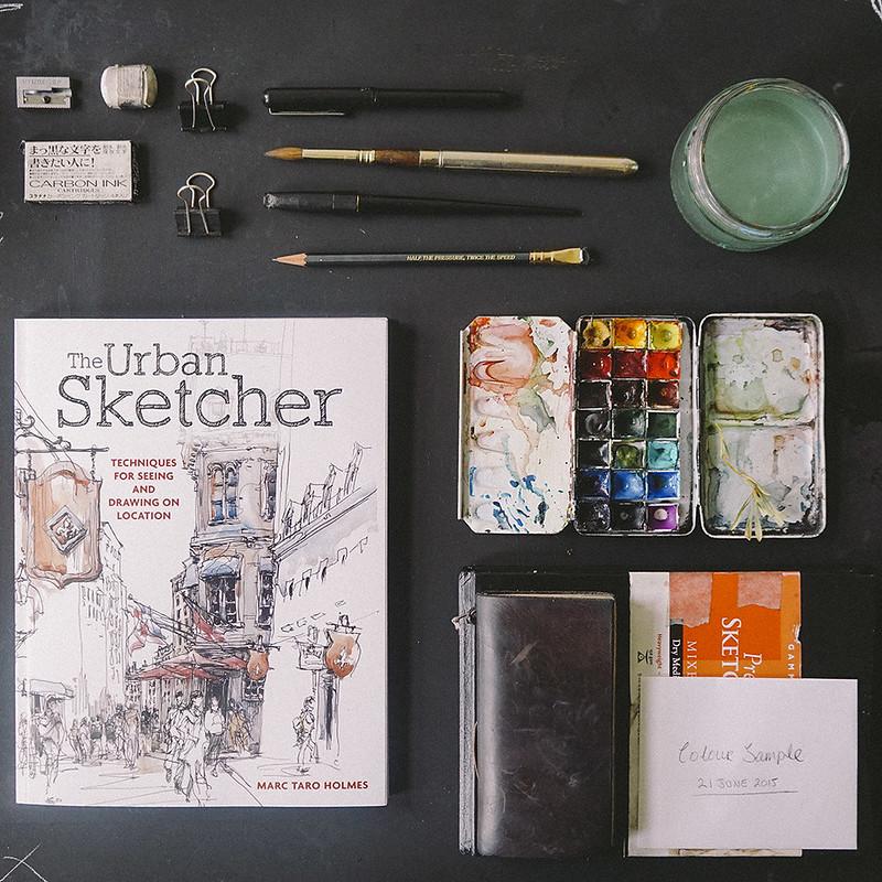 Urban Sketcher -