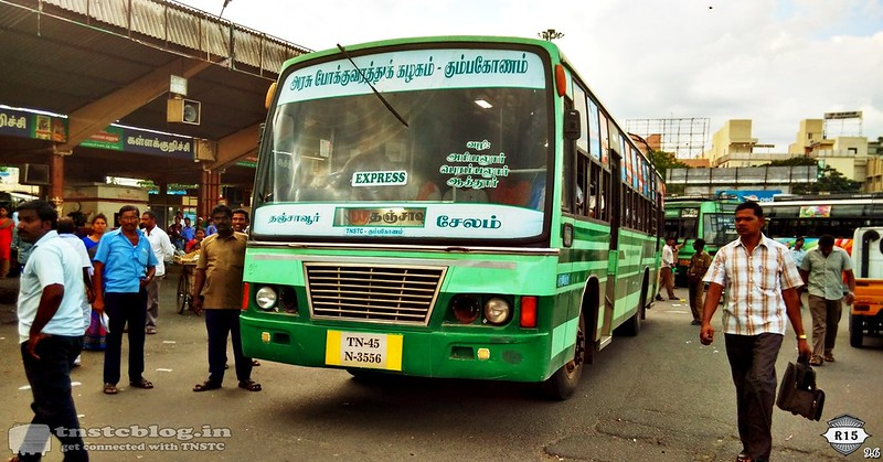 Tamil Nadu Buses - Photos & Discussion - Page 2170