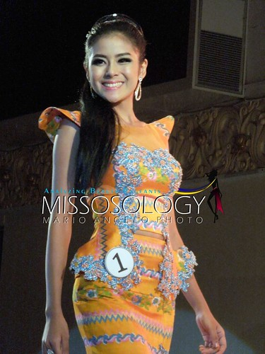 L Bawk Nu  - Miss Golden Land Myanmar 2015