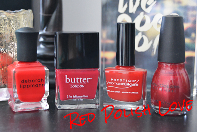 My Favorite Polishes for Fourth of July Nails!