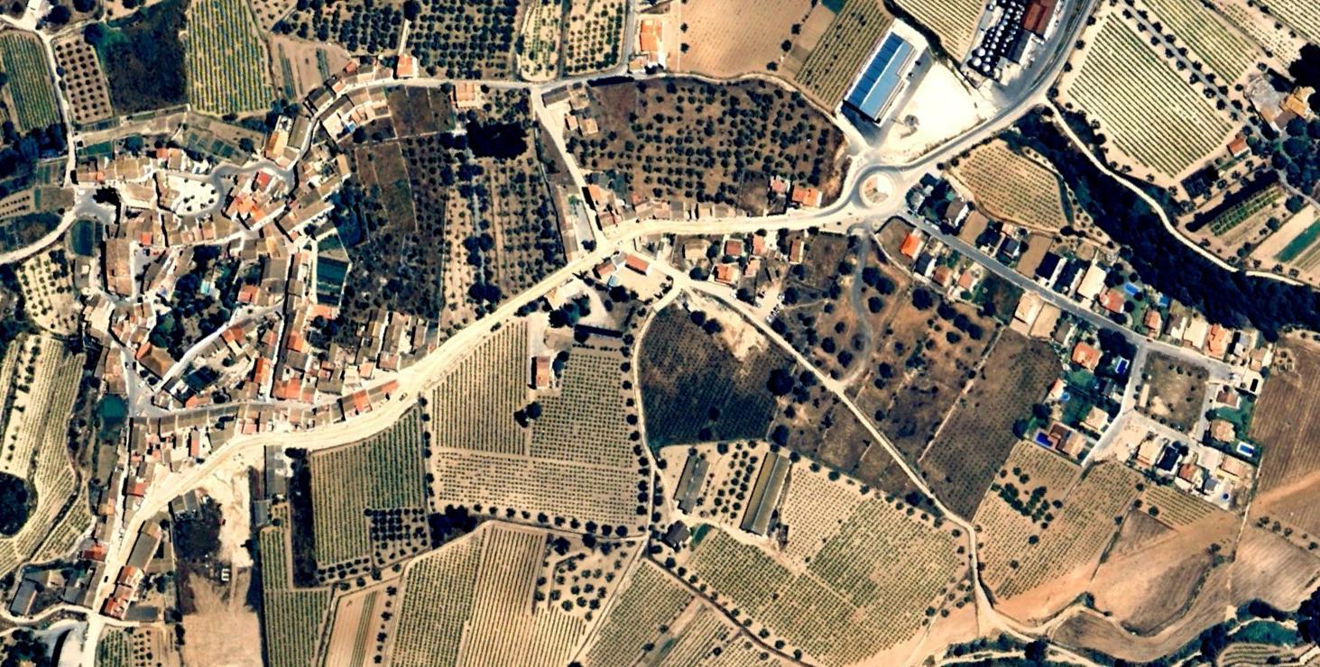 albinyana, tarragona, los abuelos de chicho terremoto, antes, urbanismo, planeamiento, urbano, desastre, urbanístico, construcción