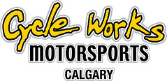 Cycle works logo 4 stores