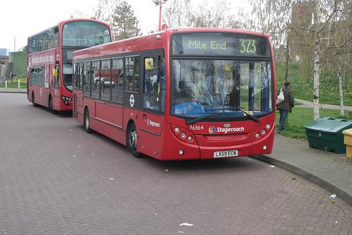 East London 36364 LX59ECN