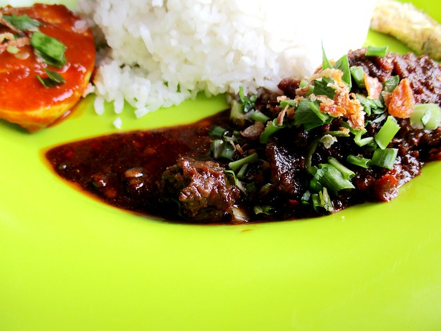 Chopsticks masak hitam beef