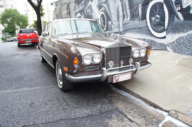 Rolls Royce 1973 Corniche Coupé