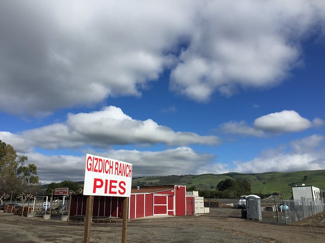 Gizdich Ranch Pies available at Spina Farms
