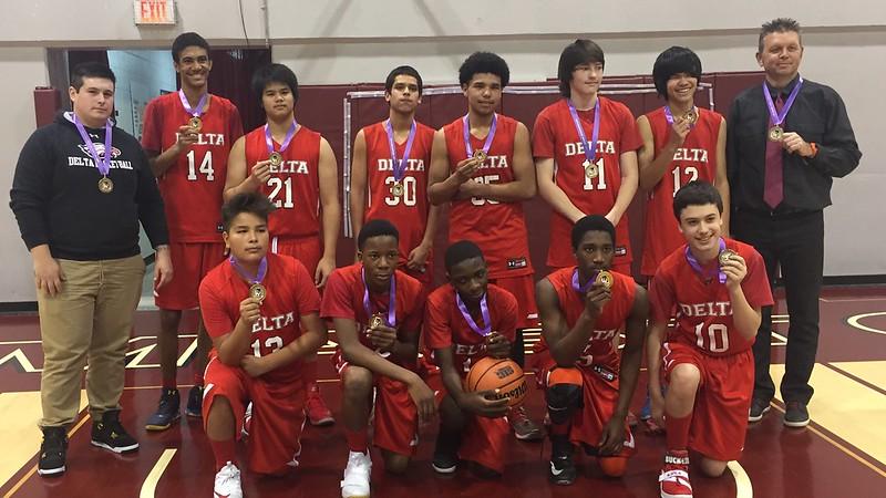 2016-17 Junior Boys Basketball Championship