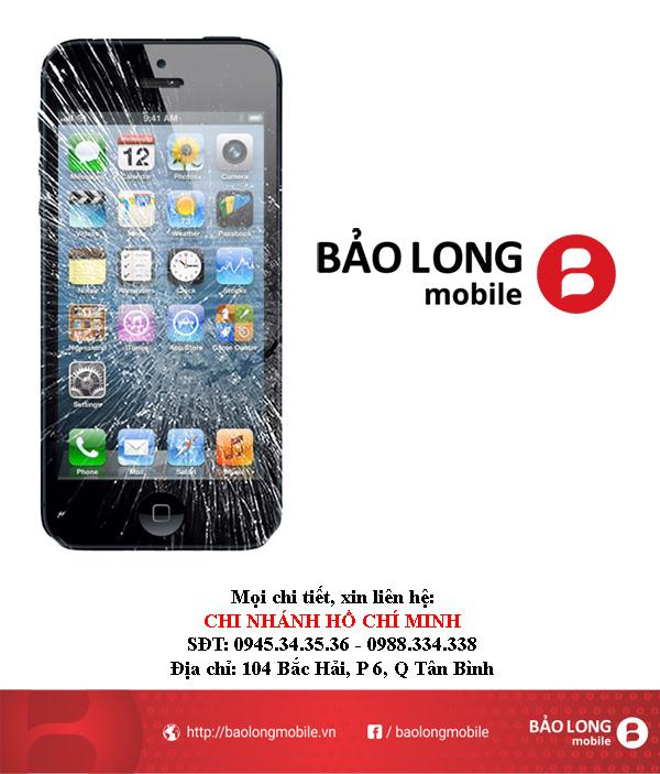 Ở Tp.HCM, muốn thay màn hình iphone 5, cần đến địa chỉ nào?