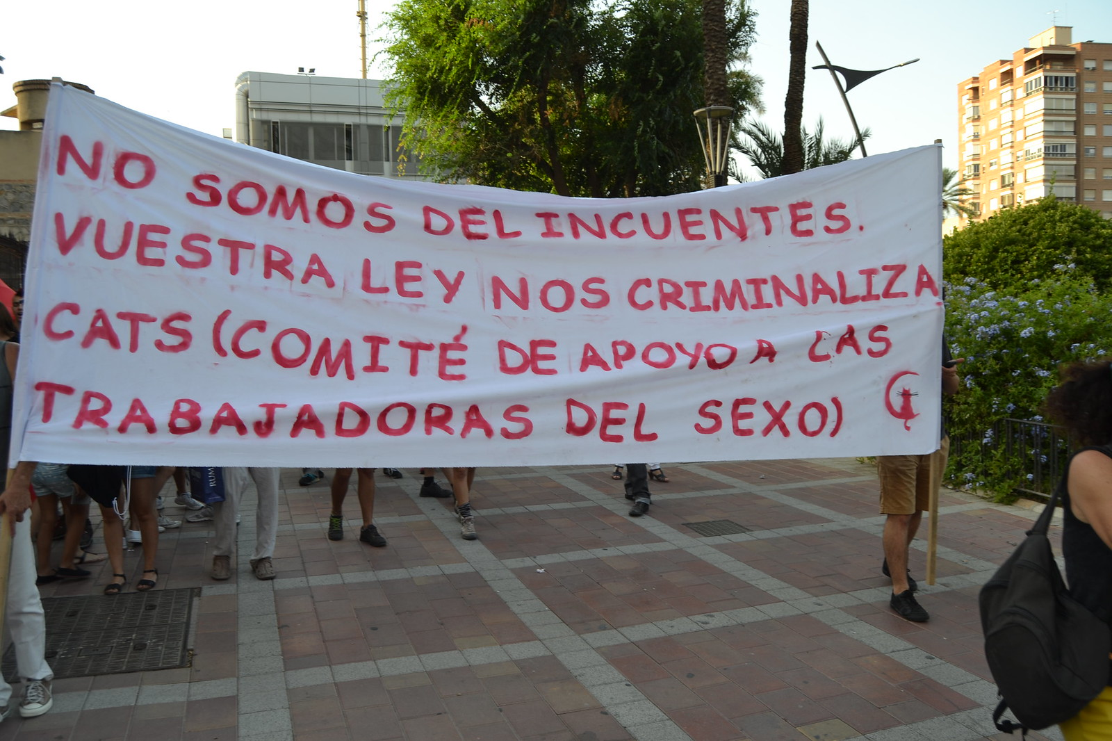 Murcia. Manifestación contra la #LeyMordaza 30/06/2015 Fotos de #zeroanodino para #URBANARTIMAÑA