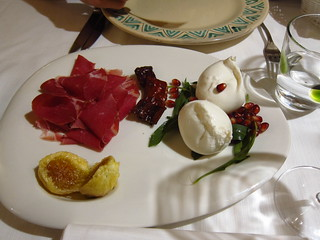 Figs & Burrata @ Osteria del Tempo Perso | by fabulousfabs
