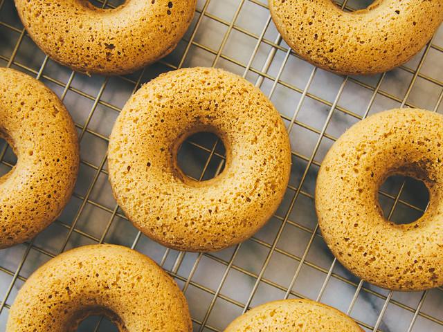 More doughnuts