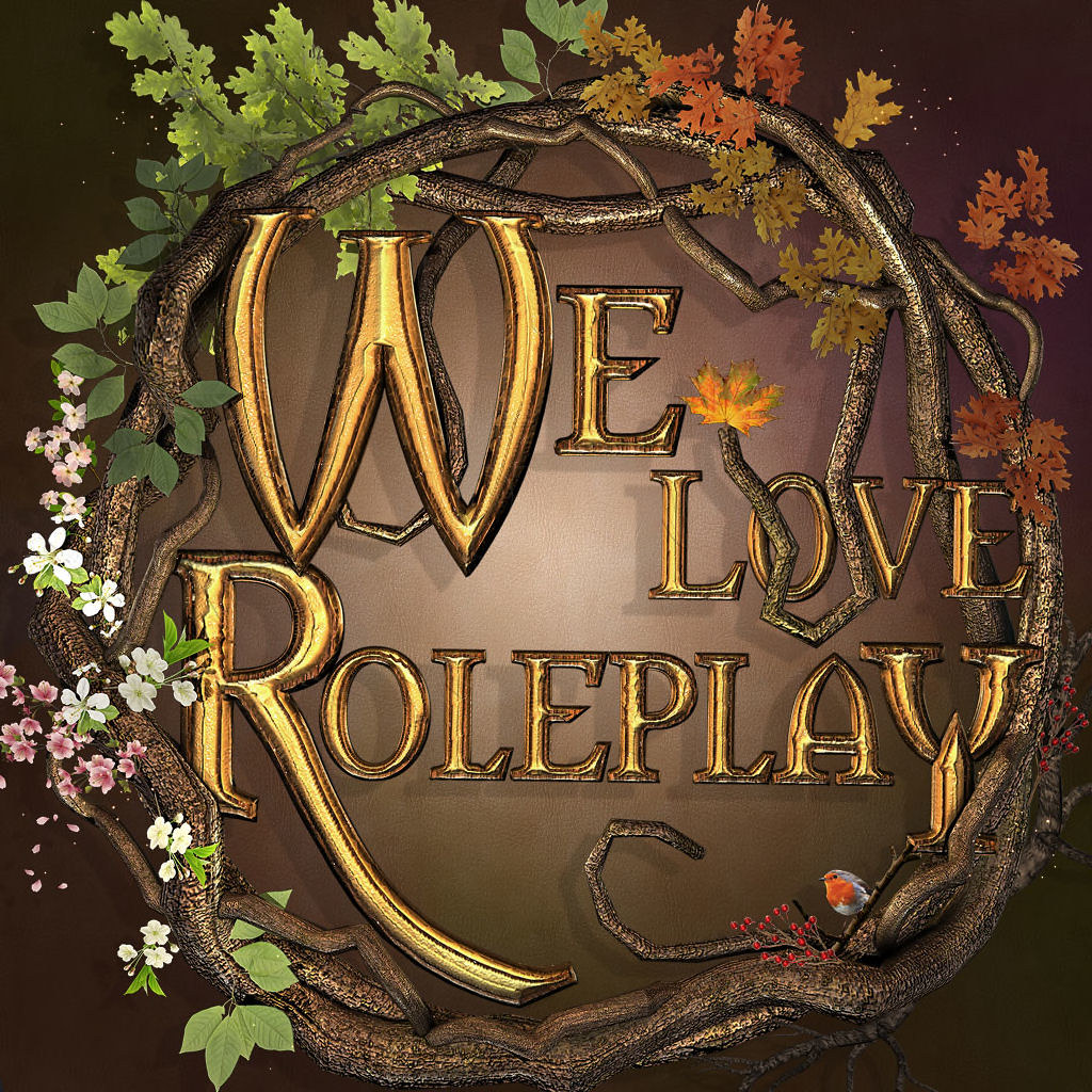 WE <3 ROLE-PLAY